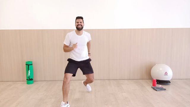 Baile deportivo | 50 min | Muévete co...