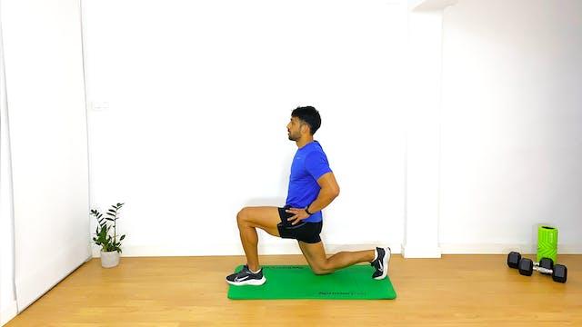 Vi. 19:00 Training: piernas + cardio ...