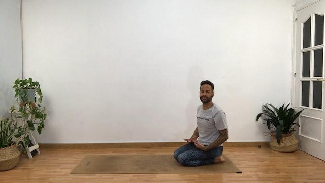 Día 15: Yoga avanzado para brazos con Arjuna