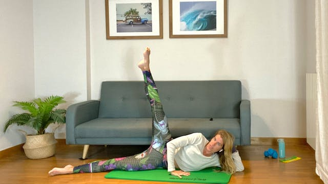 Full Body Pilates | 50 min | Pilates ...