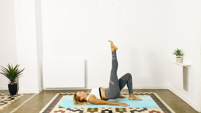 Core Pilates | 50 min | Pilates con O...