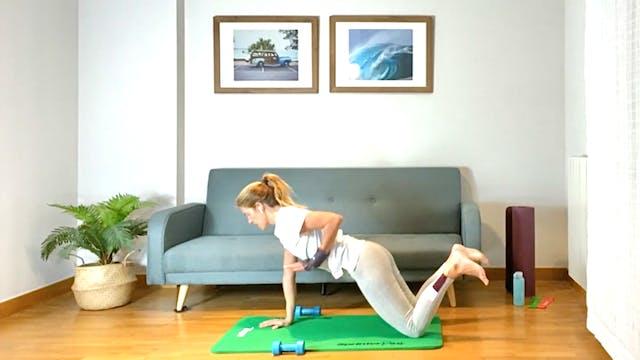 Pilates - Tren Superior | 50 min | Cl...
