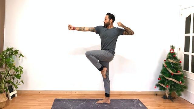 Hiit Virayoga | 60 min | Yoga con Arjuna