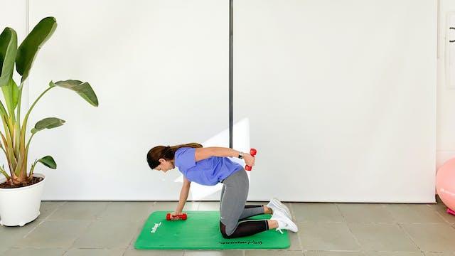 Ju. 14:00 Training tríceps y core | 5...