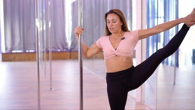 Leigh Ann Active Stretching