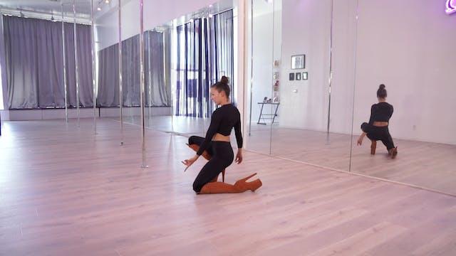 Elena Exotic Floorwork