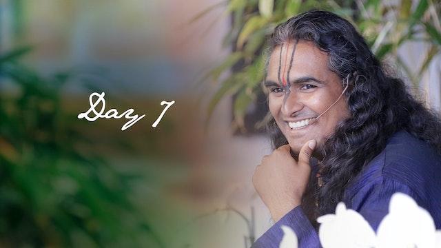 DAY 7 - The Essence of Shreemad Bhagavatam