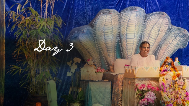 DAY 3 - The Essence of Shreemad Bhagavatam