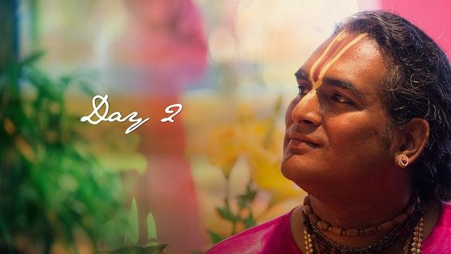 DAY 2 - The Essence of Shreemad Bhagavatam