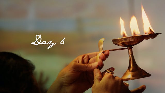 DAY 6 - The Essence of the Shreemad Bhagavatam