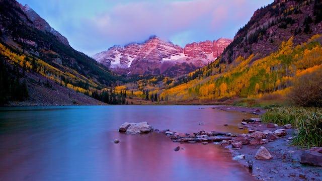 Fall Colors Colorado / HDSereneScapes® Film