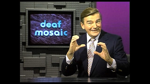 Deaf Mosaic 610
