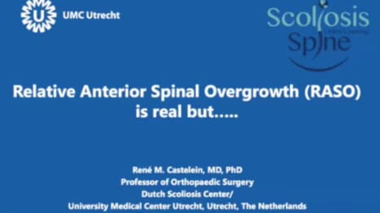 Relative Anterior Spinal Overgrowth (RASO)