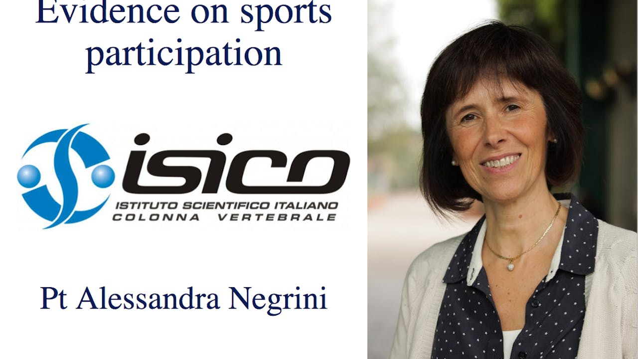 Adolescents with Idiopathic Scoliosis and Sport