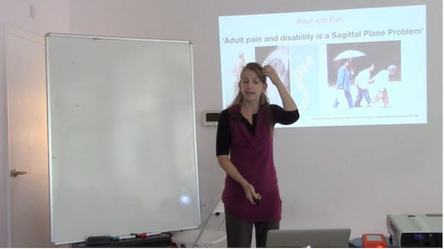 Adult Spinal Deformity and Treatment Consideration by Dr. Hagit Berdishevsky
