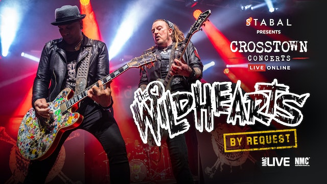 Stabal Presents: The Wildhearts - Live Online (BU)