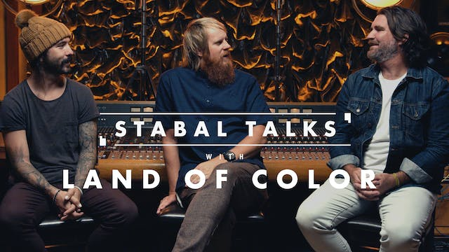 Stabal Talks with Land of Color
