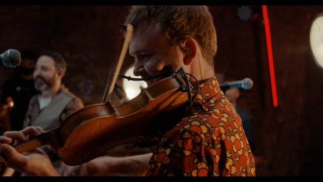 Bellowhead | Roll The Woodpile Down | 'Hedonism' Reunion Concert