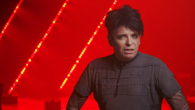 Stabal Interview with Gary Numan