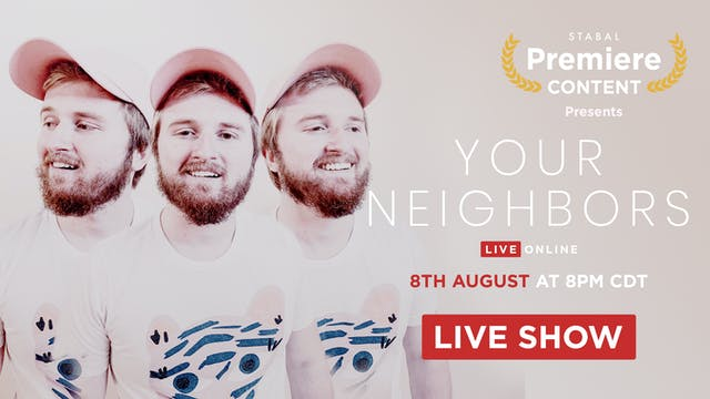 Your Neighbors Show Only