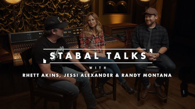 Stabal Talk - Songwriter Round Ep.3
