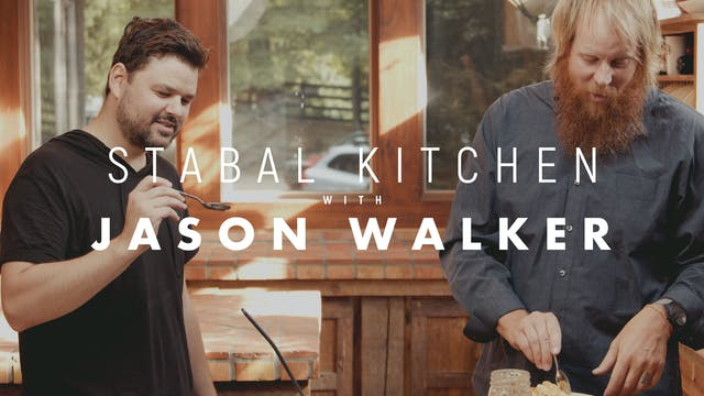 Stabal Kitchen with Jason Walker