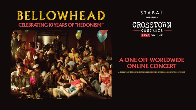 Stabal Presents: Bellowhead - Live Online