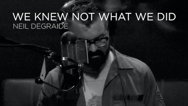 We Knew Not What We Did - Stabal Hymn