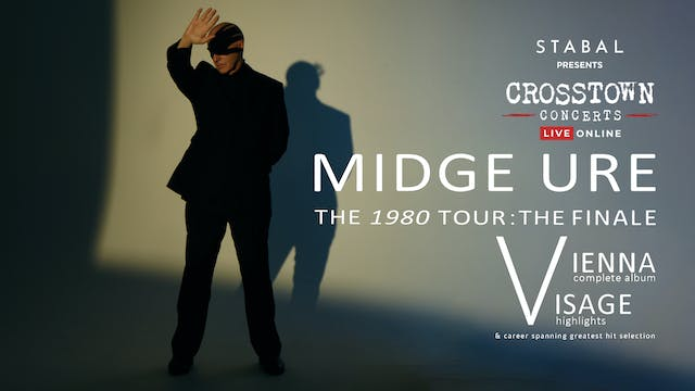 Stabal Presents: Midge Ure