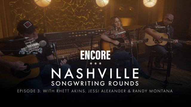 Songwriter Round Ep.3 - Encore