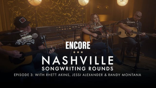 Songwriter Round Ep.3 - Encore