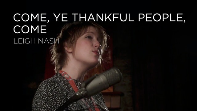 Come Ye Thankful People Come - Stabal Hymn