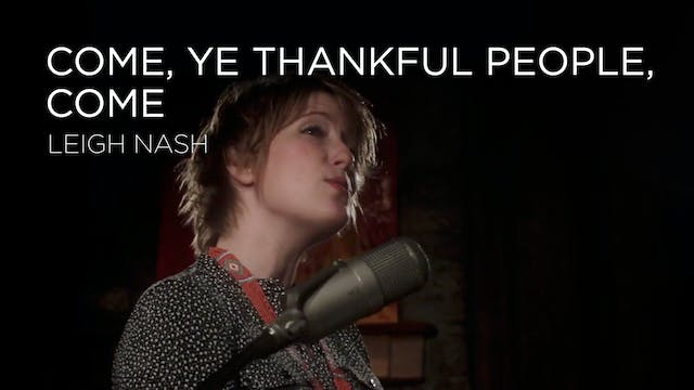 Come Ye Thankful People Come - Stabal...