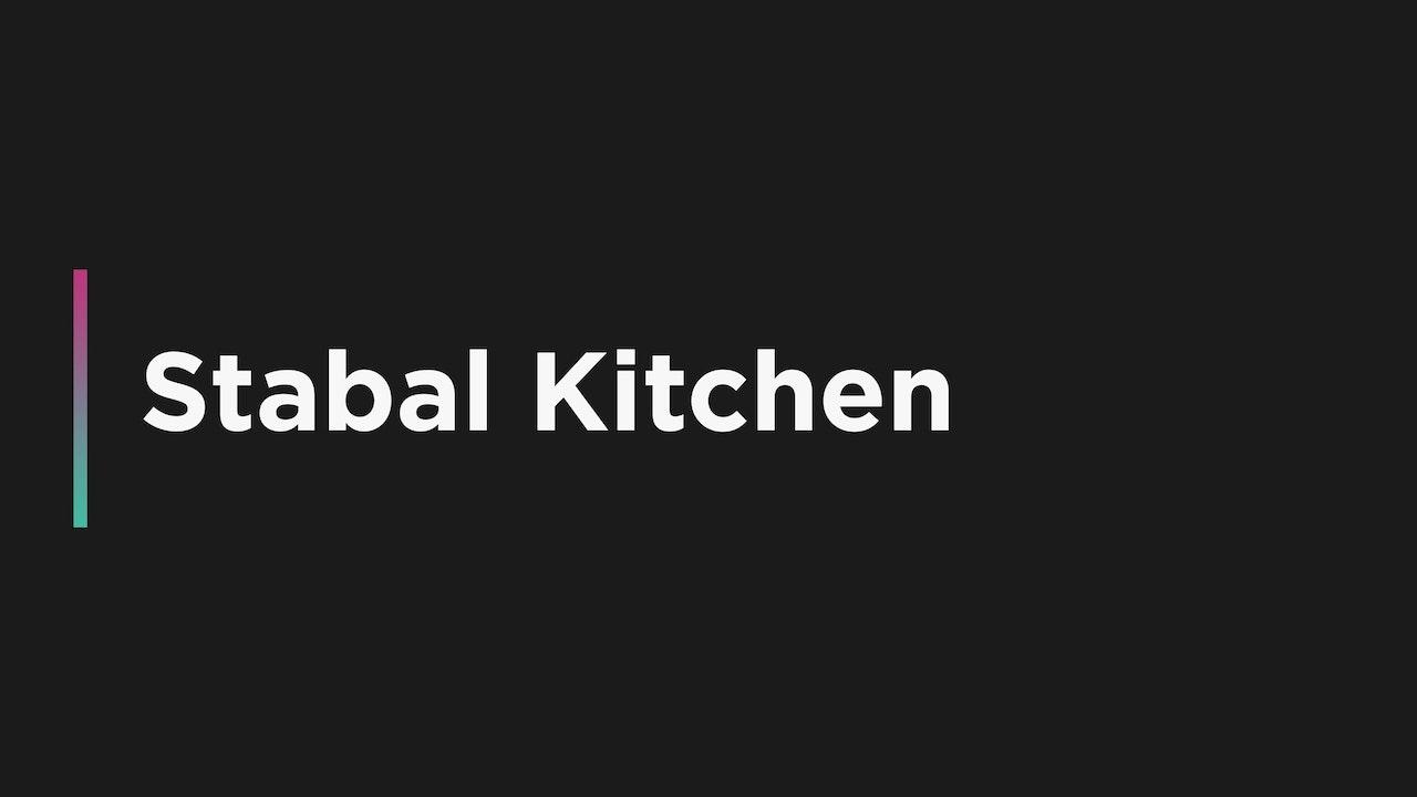 Stabal Kitchen