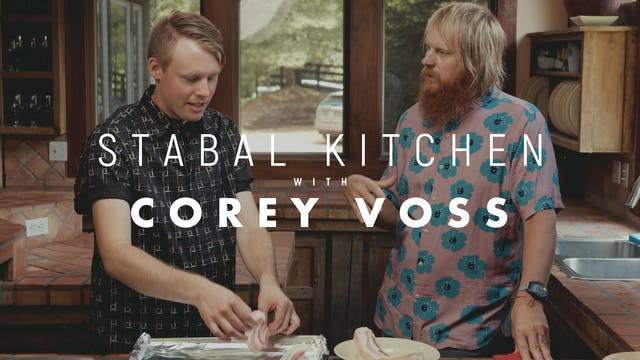 Stabal Kitchen with Corey Voss