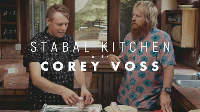 Corey Voss | Stabal Kitchen | Interview