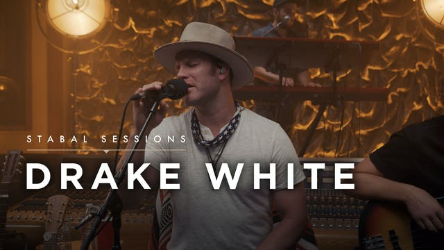 Drake White - Live at Stabal Nashville