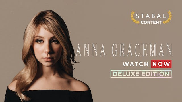 ANNA GRACEMAN - WATCH NOW DELUXE EDITION
