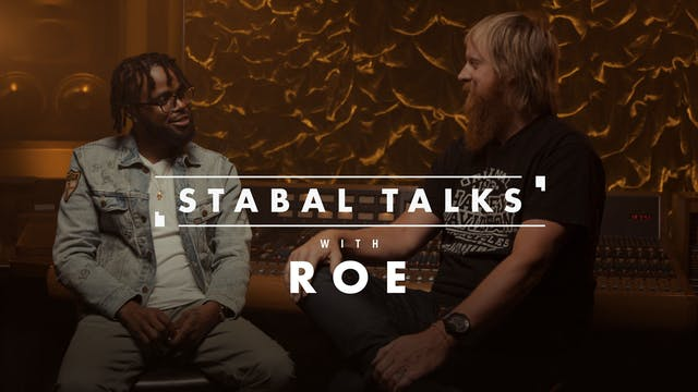 Stabal Talk with R.O.E.