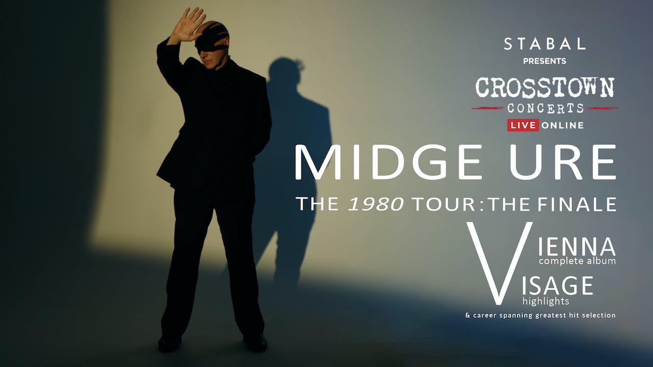Midge Ure - Live Online
