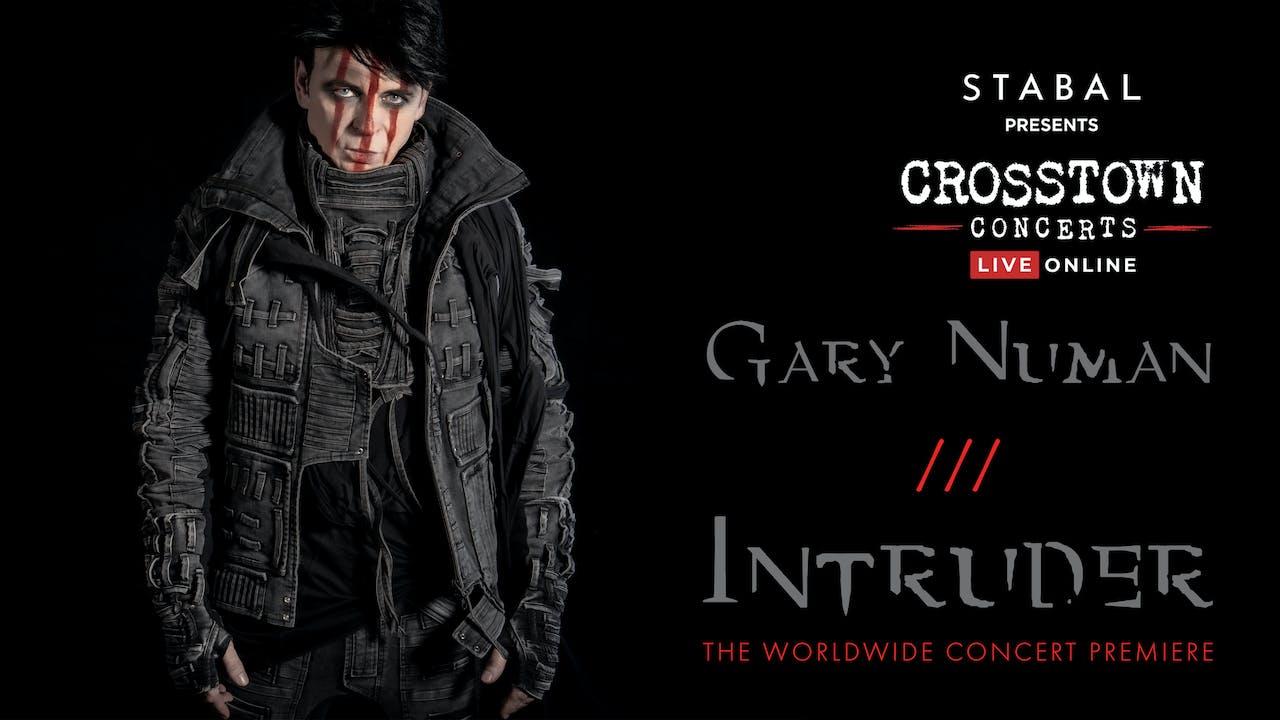 Gary Numan - Live Online