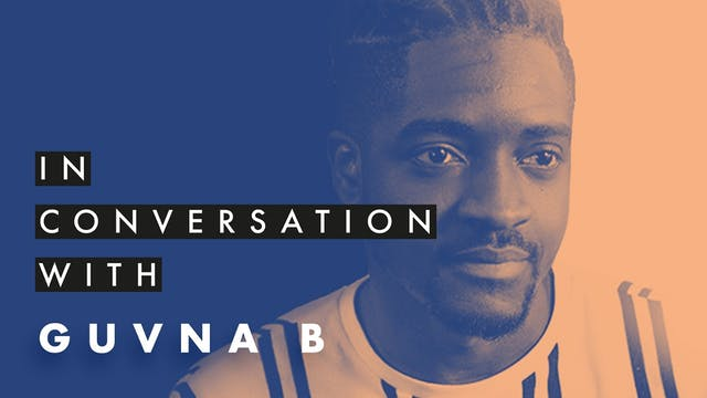 Stabal Talks with Guvna B