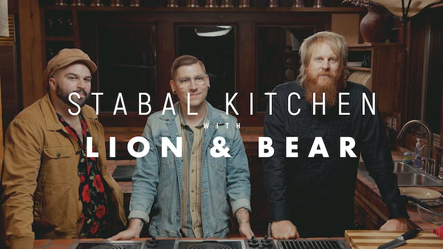 Stabal Kitchen with Lion & Bear
