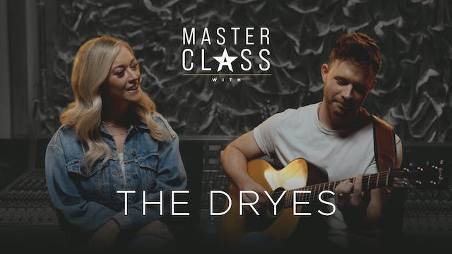 Stabal Masterclass with The Dryes