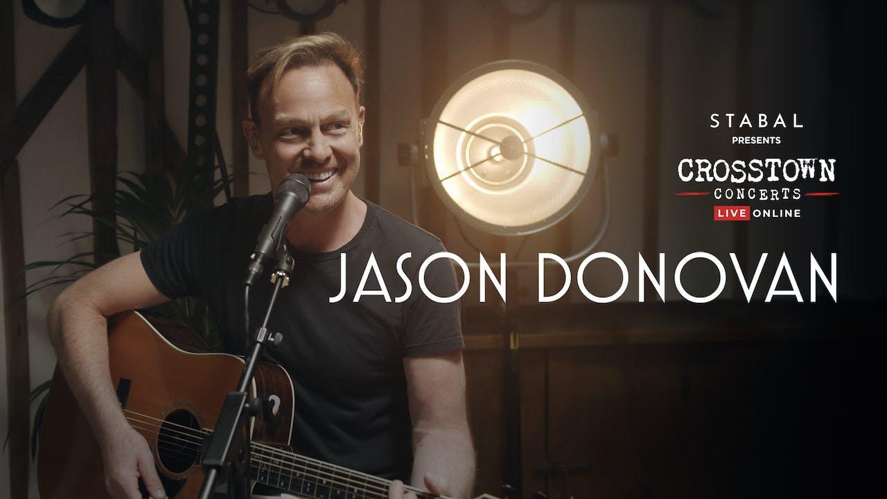 Jason Donovan - Live Online Deluxe