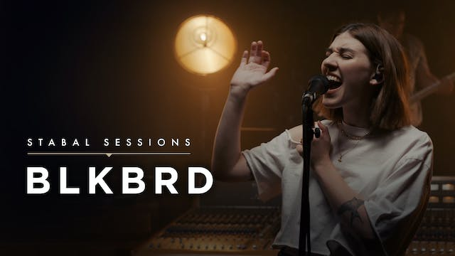 BLKBRD - Live at Stabal Nashville