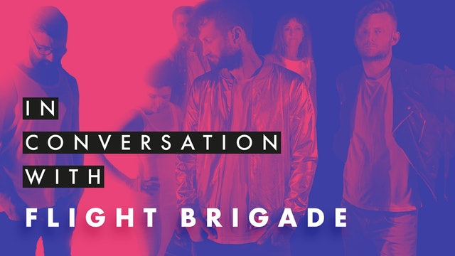 Stabal Talks with Flight Brigade