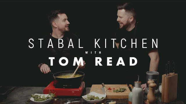 Stabal Kitchen with Tom Read
