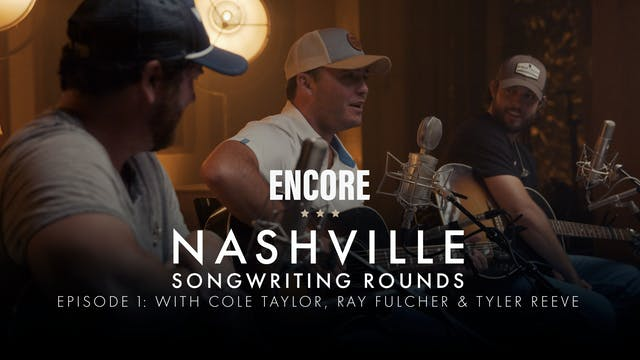 Nashville Songwriting Round Ep.1 - En...