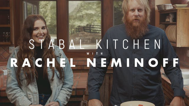 Stabal Kitchen with Rachael Nemiroff
